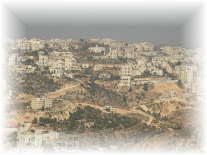 Ramallah Hillside