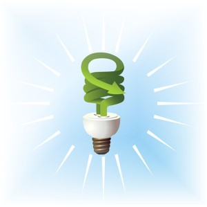 Think Green and Efficient