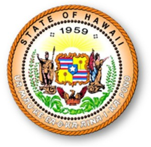 Great Symbol of the State of Hawaii