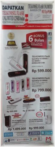 HSPA Flash Modem Sales Jakarta