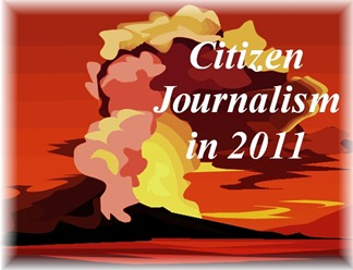 Citizen Journalism 2011