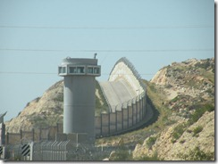 The Wall Separating Israel and Palestine