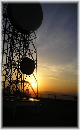 telecom-tower-at-sunrise