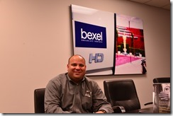Greg Bragg from Bexel