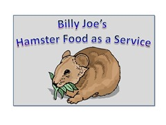 Hamster Food as a Service (HFaaS)