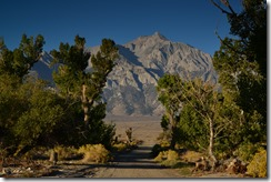 Owens Valley Eastern Sierras