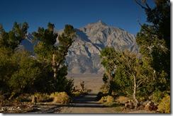Owens Valley Eastern Sierras